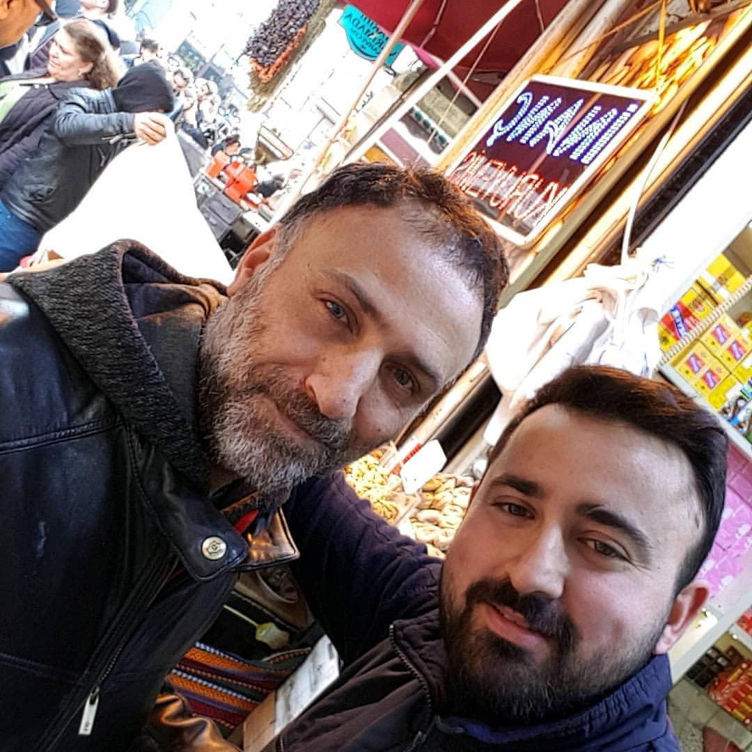 Mehmet Polat ve İnanç Baharat